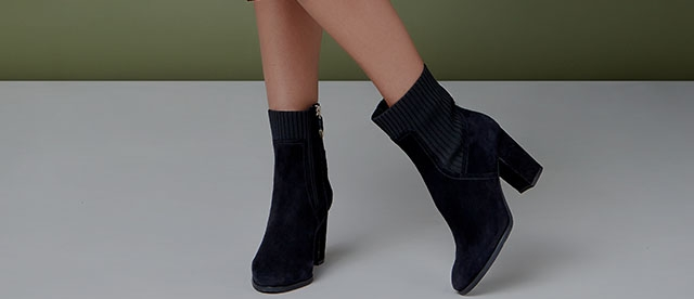 Boots with Arch Support