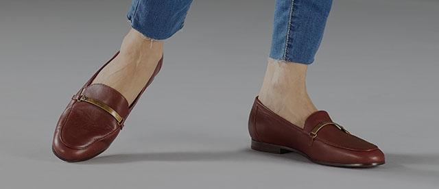 Comfortable Flat Shoes: Ballet Flats