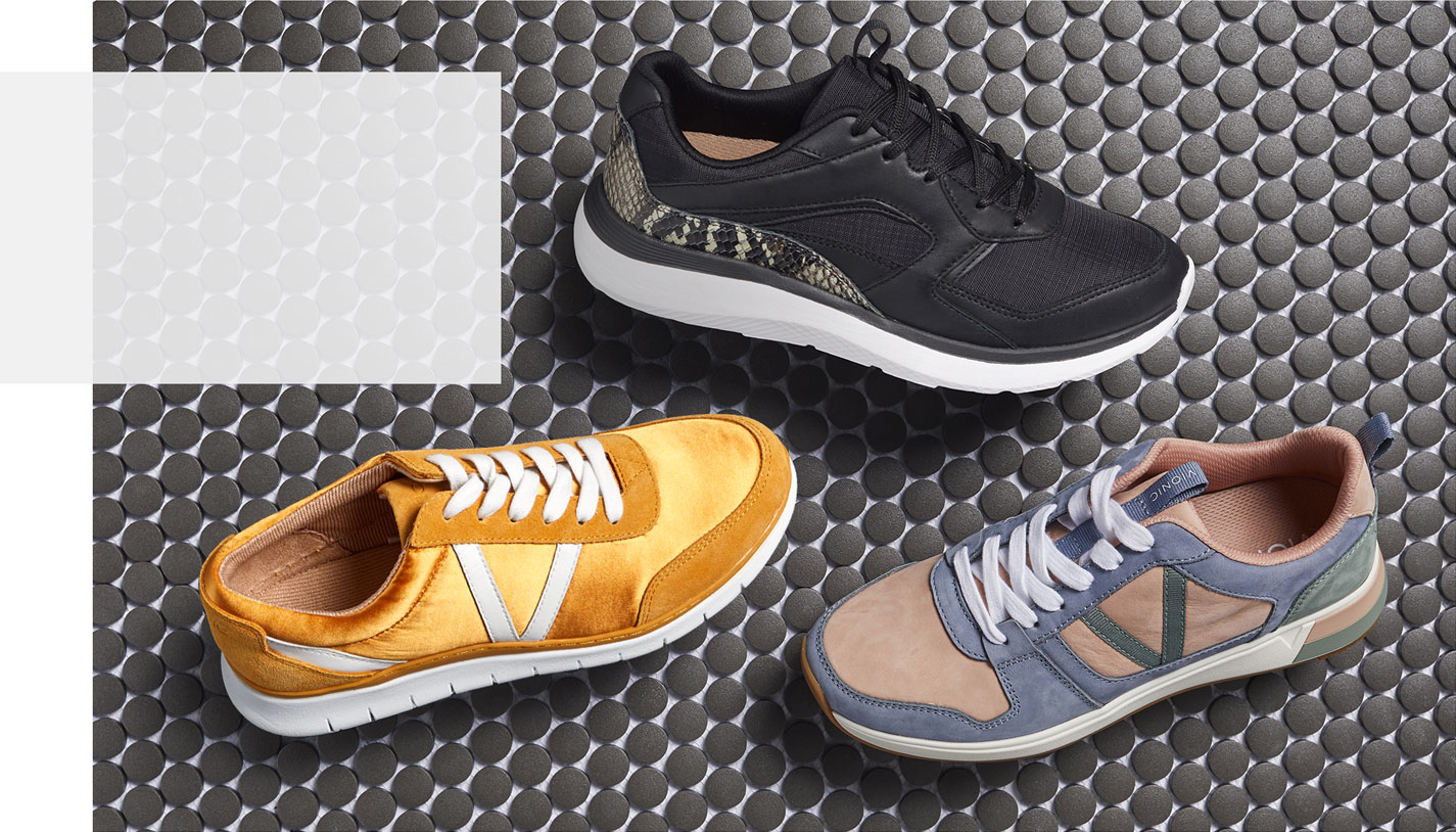 Women's Casual trainers collection