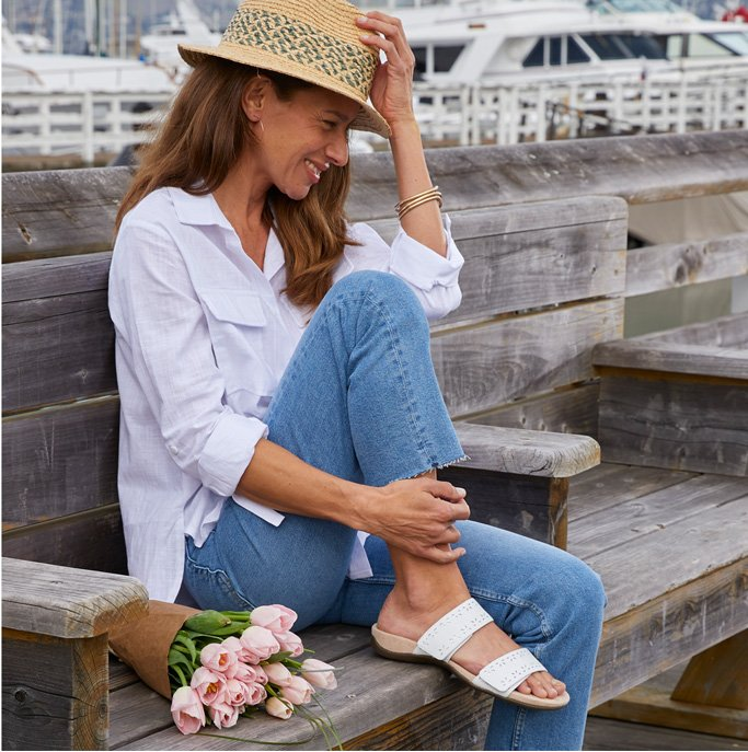 Shop High Tide sandals